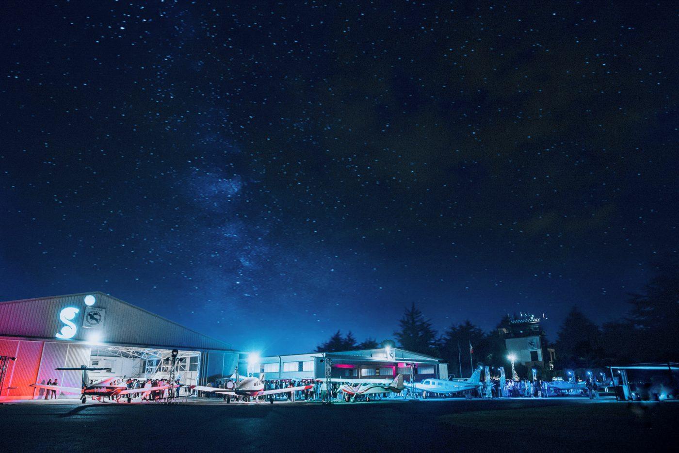 Una notte all'Aero Club