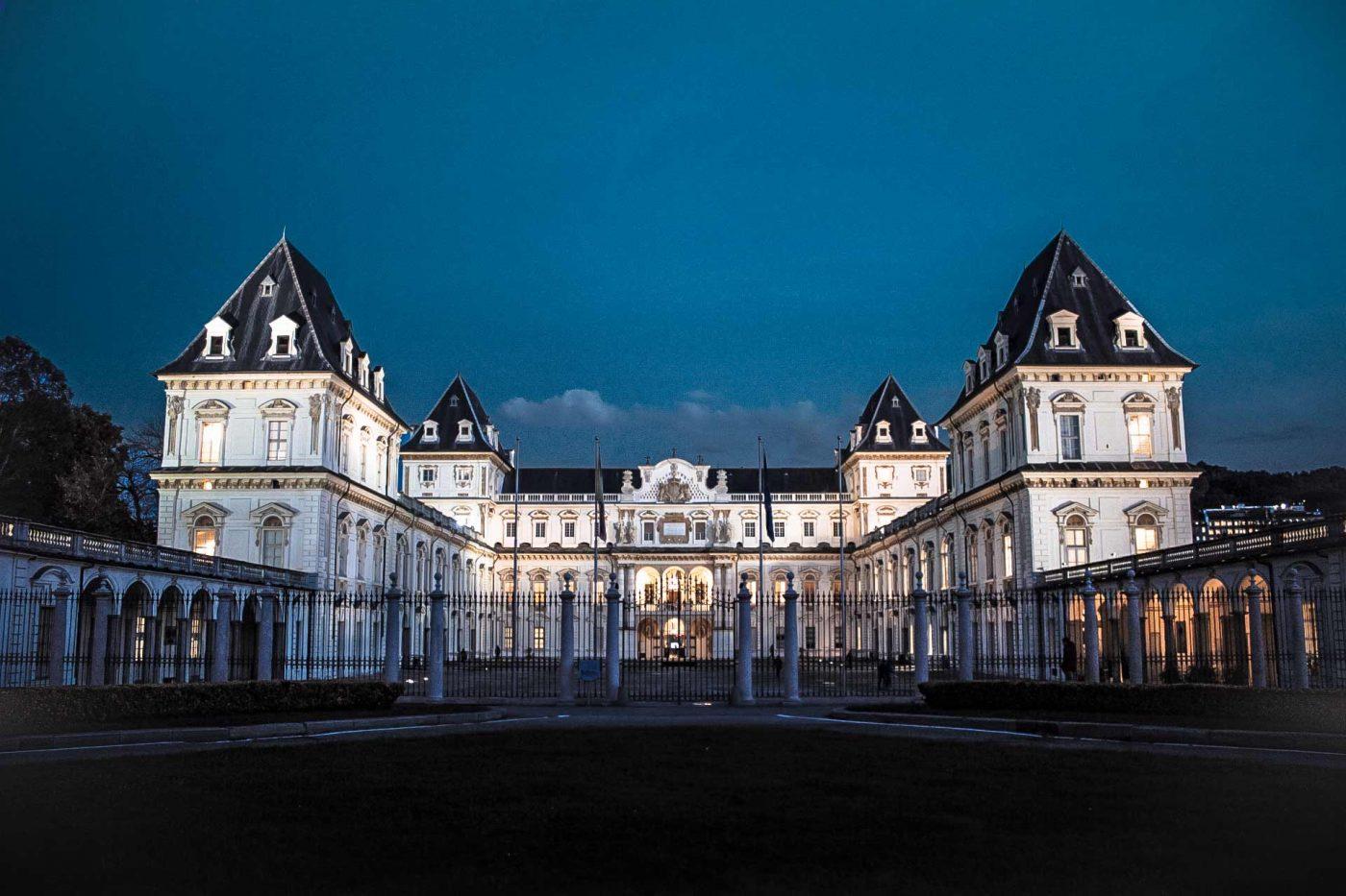 Una notte al Castello del Valentino