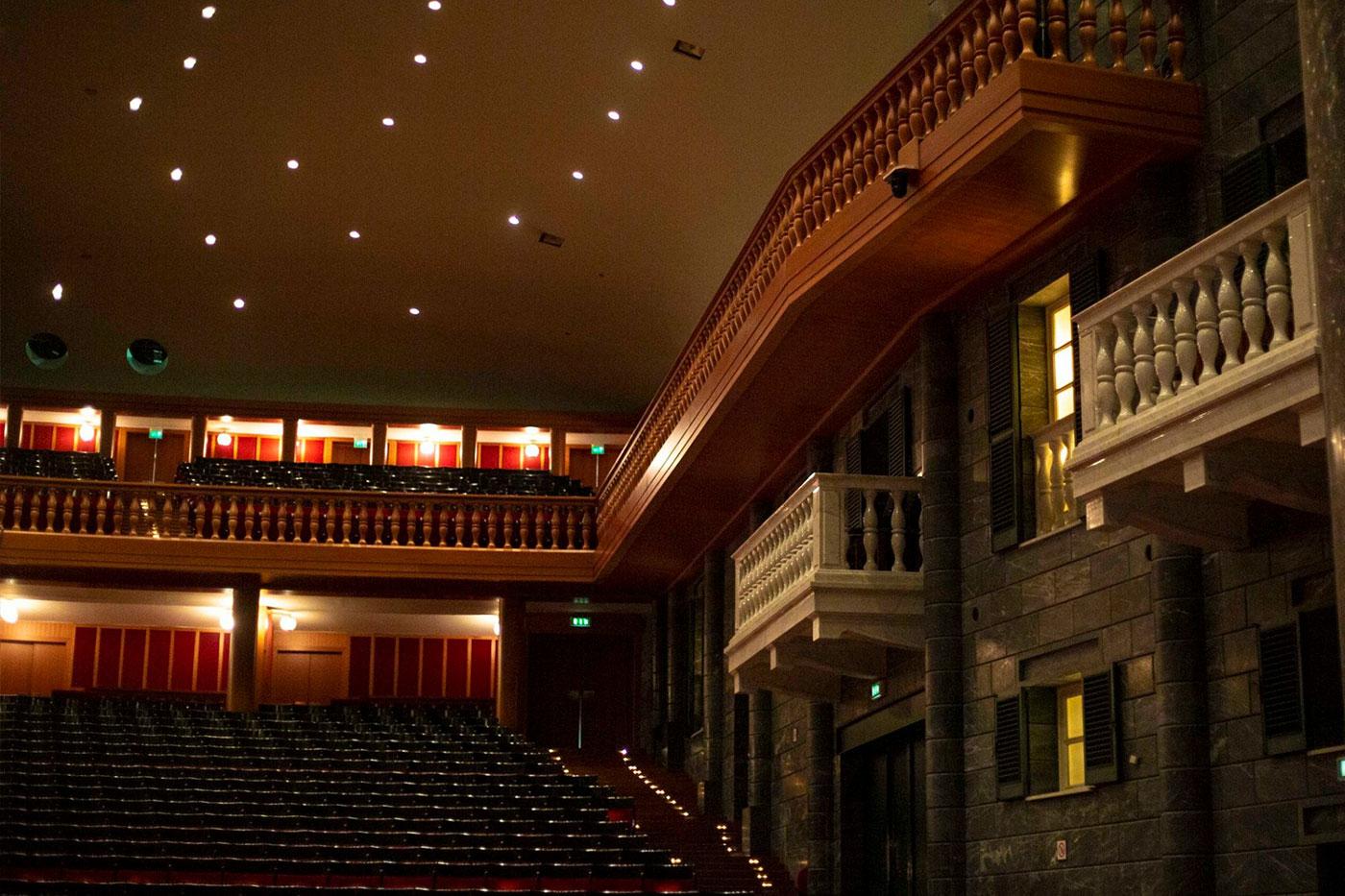 Una notte al Teatro Carlo Felice
