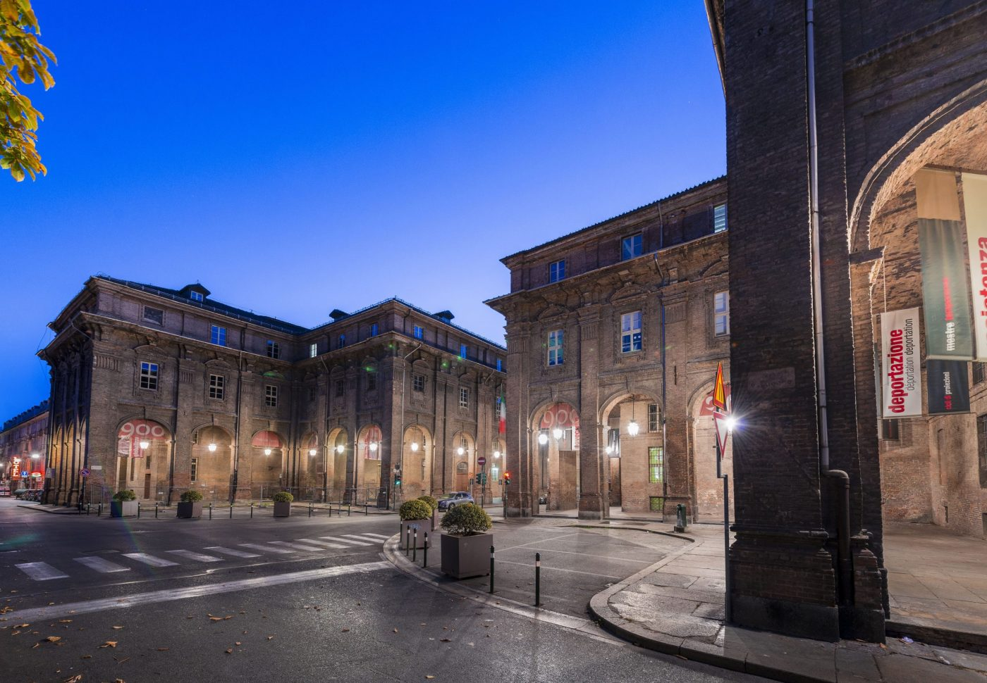 Una notte con Biennale Democrazia / Music & drink