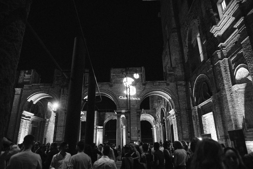 Una notte al Castello di Rivoli