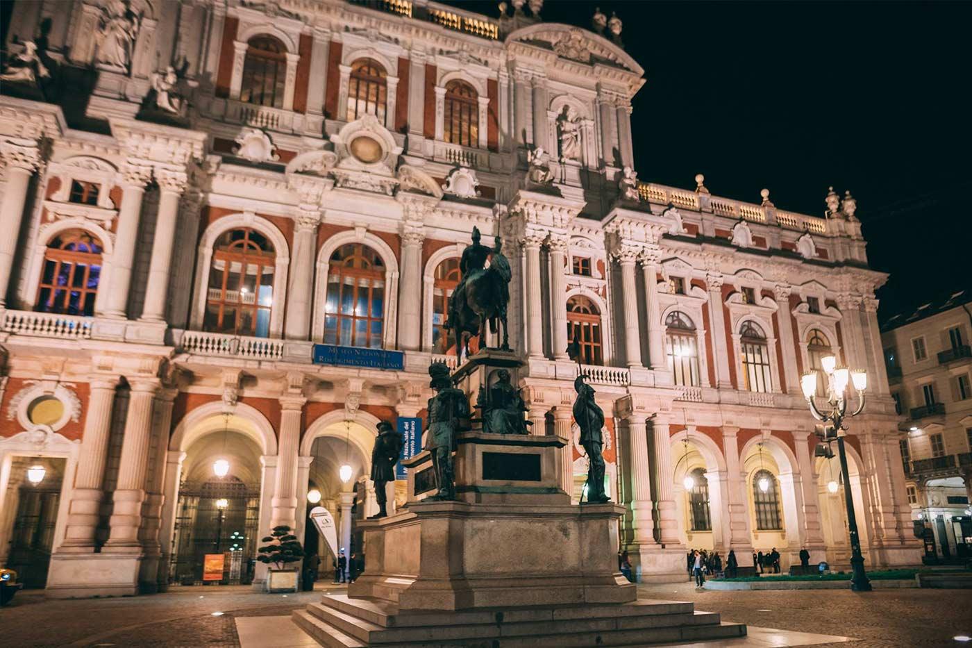 Una notte al Museo del Risorgimento