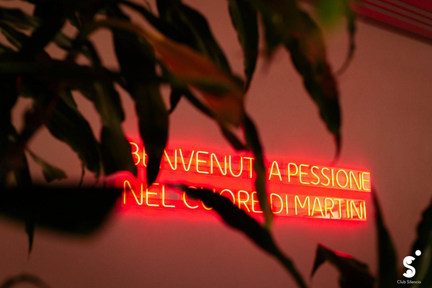 Una notte a Casa Martini